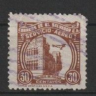 MiNr. 492 El Salvador  / 1934/1935, 16. Dez. Freimarken: Polizeipräsidium In San Salvador. - El Salvador