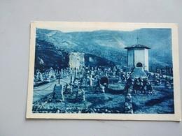 CARTOLINA ROVERETO, CIMITERO MILITARE DI CASTEL DANTE - VEDUTA GENERALE - Trento