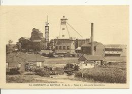 62 - MONTIGNY EN GOHELLE / FOSSE N°7 - MINES DE COURRIERES - Autres Communes