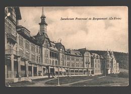 La Gleize - Sanatorium Provincial De Bourgoumont - 1907 - Stoumont