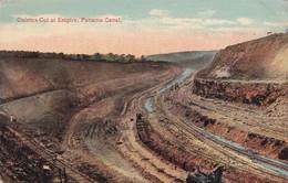 Culebra Cut At Empire, Panama - Panama