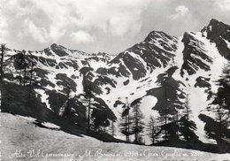 ALTA VAL GERMANASCA-REAL PHOTO F.G-.V-1958 - Italia