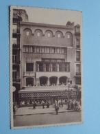 AUX ARMES Des BRASSEURS ( Wielemans ) Phot. E. Sergysels Anno 19?? ( Zie / Voir Photo ) ! - Cafés, Hôtels, Restaurants