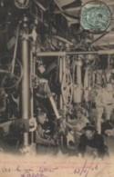 Marine Militaire - Les Bas Fonds  - Les Machines - Warships