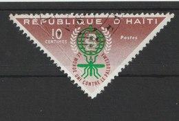 MiNr. 698 (Block 23) Haiti  / 1962, 30. Mai. Kampf Gegen Die Malaria. - Haiti