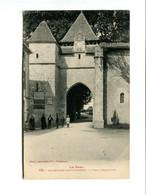 BARBOTAN LES THERMES (32) - La Tour, Façade Sud [Publicités Murales Société Générale ] - Barbotan