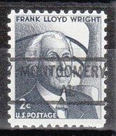 USA Precancel Vorausentwertung Preo, Locals Alabama, Montgomery 841 - Vereinigte Staaten