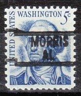 USA Precancel Vorausentwertung Preo, Locals Alabama, Morris 839 - Vereinigte Staaten