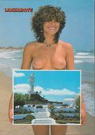 Spanien - Lanzarote - Girl - Nude - Pin-up - Pin-Ups