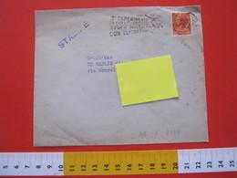 A.01 ITALIA ANNULLO TARGHETTA - 1959 MILANO 3° ESPERIMENTO COLLEGAMENTO AEREO POSTALE CON ELICOTTERO - Elicotteri