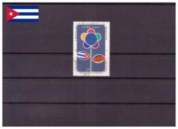 Cuba 1973 - Oblitéré - Enfance Et Jeunesse - Drapeaux - Michel Nr. 1886 Série Complète (cub304) - Cuba