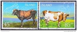 IJsland 2003 IJslands Rund GB-USED. - 1944-... Republique