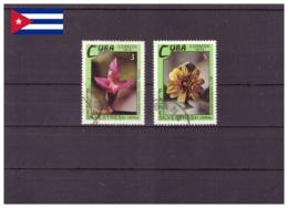 Cuba 1973 - Oblitéré - Fleurs - Michel Nr. 1911 1913 (cub306) - Cuba