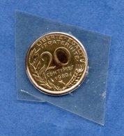 20 Centimes 1980   -  état  FDC  -  Scellée - E. 20 Centimes