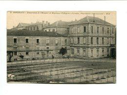 BORDEAUX (33) - Panorama De L'Hospice Et Hopitaux Pellegrin - Cuisine Pharmacie Communauté - Bordeaux