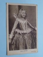 LIEN DEYERS ( Union-Film ) Anno 19?? ( Zie / Voir Photo ) Blanco Achterkant ! - Femmes Célèbres