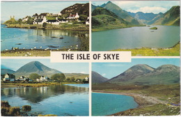 The Isle Of Skye: Kyleakin, Loch Coruisk, Broadford, The Red Hills - (Scotland) - Argyllshire