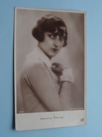 BLANCHE MONTEL ( G.L. Manuel Frères / AN Paris ) Anno 19?? ( Zie / Voir Photo ) ! - Femmes Célèbres