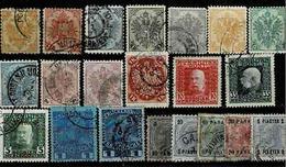 Lot De Timbres D'Occupation En Bosnie Herzégovine Et Au Levant - 1918-1945 1ste Republiek
