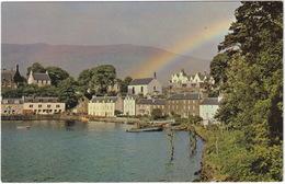 Portree, Isle Of Skye  - (Scotland) - Rainbow - Argyllshire