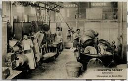 BISCUITS OLIBET Laboratoire - Commerce