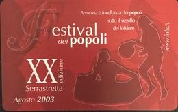 Paco \ ITALIA \ PF 1705 \ Festival Dei Popoli \ NUOVA - Italië