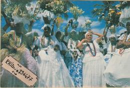 Salvador - Cpm / Danse. - Salvador De Bahia
