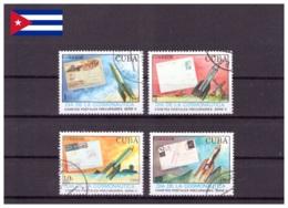 Cuba 1990 - Oblitéré - Espace - Michel Nr. 3372 3374-3376 (cub358) - Cuba