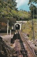 Penang Hill Railway A Wayside Station - Malaysia