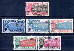 Réunion          103/108  Oblitérés - Réunion (1852-1975)