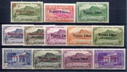 """Réunion             Divers  **     """"France Libre """" - Réunion (1852-1975)"""