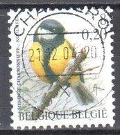Belgium 2000 - Birds - Mi.3017 - Used - Oblitéré - Belgium