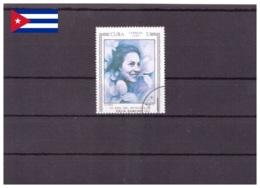 Cuba 1990 - Oblitéré - Femmes Célèbres - Michel Nr. 3388 Série Complète (cub361) - Cuba
