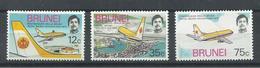 BRUNEI  YVERT  213/15    MNH  ** - Brunei (1984-...)