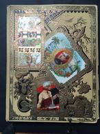 Superbe Grand Album D'étiquettes Et Bagues De Cigare De 94 Pages - Etiquettes