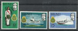 BRUNEI  YVERT  158/60    MNH  ** - Brunei (1984-...)