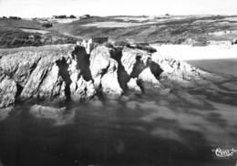 PIE-RO-18-7666 : VUE AERIENNE. BELLE-ILE EN MER. LOCMARIA. - Belle Ile En Mer