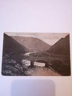 Luxembourg //  Haute Sure Et Pont De Göbelsmuhle // 1921 Runde Ecke - Postkaarten