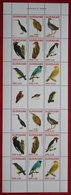 Surinam / Suriname 2007 Complete Sheet Birds Vogels Oiseaux Pajaros (ZBL 1458-1466 Mi 2129-2137  Sc -) POSTFRIS / MNH ** - Surinam