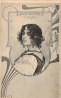 Illustrateur Allemand - Caval Rustic, Lola (Figure Femme Gitane, Poignards, Gypsy) - Otros Ilustradores
