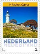 Nederland 2016  Vuurtoren 2016-14 Paphos  Cyprus  Leuchturm Lighthouse    Postfris/mnh/sans Charniere - Periode 2013-... (Willem-Alexander)