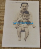 REAL PHOTO, ENFANT NU, 62X88MM - Personas Anónimos