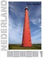 Nederland  2015  Vuurtprem 13  Den Helder  Lighthouse  Leuchturm  Postfris/mnh/neuf - Period 1980-... (Beatrix)