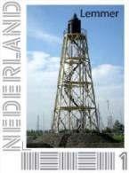 Nederland  2015-17   Vuurtoren Lemmer   Leuchtturm    Lighthouse    Postsfris/neuf/mnh - Period 1980-... (Beatrix)