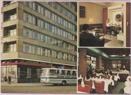 CPM - ROTTERDAM - Hotel SJOMANNS - Willemsplein ....(bus) - Rotterdam