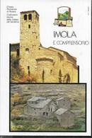 CHIESE ROMANICHE DELLA VALLATA DEL SANTERNO - IMOLA - NUOVA - Chiese E Cattedrali
