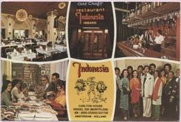 "CPM - AMSTERDAM - Restaurant ""INDONESIA"" Carlton House - Amsterdam"
