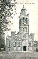 N°67408 -cpa Mare Aux Clercs -église Du Sacré Coeur- - France
