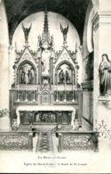 N°67410 -cpa Mare Au Clerc -église Du Sacré Coeur- - France