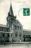 N°67412 -cpa Sanvic -l'église- - Other Municipalities